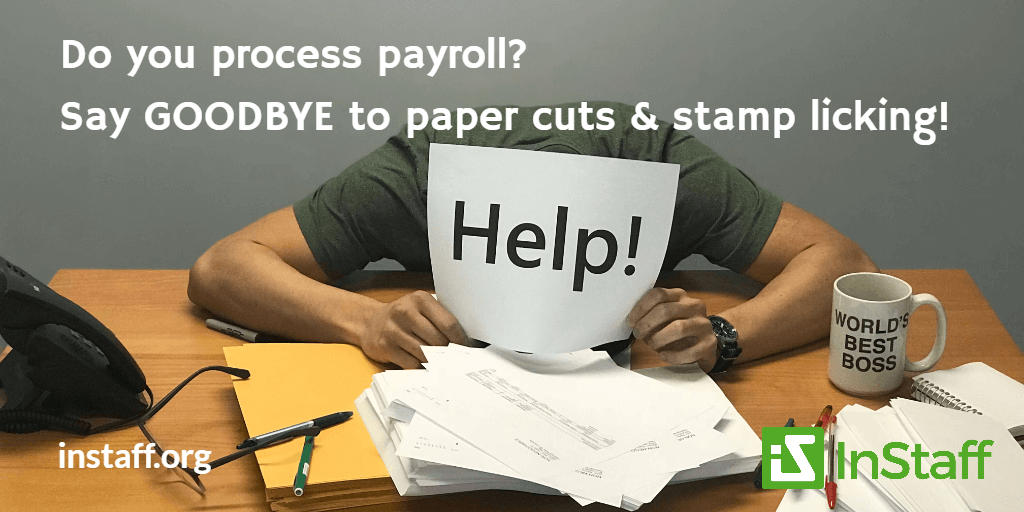 Put Paystubs Online Without Switching Payroll Software - InStaff